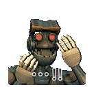 ロボット警察(個別スタンプ:40)