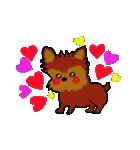 愛すべきぶさかわ犬!ワンコがいっぱい(個別スタンプ:8)