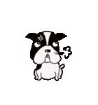 愛すべきぶさかわ犬!ワンコがいっぱい(個別スタンプ:11)