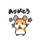 ハムスターがいっぱい(個別スタンプ:03)
