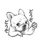 表情豊かな犬たち(個別スタンプ:17)