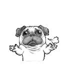 表情豊かな犬たち(個別スタンプ:22)