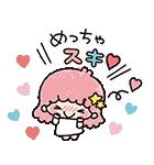 キキ&ララのかわいい関西弁(個別スタンプ:01)