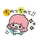キキ&ララのかわいい関西弁(個別スタンプ:10)