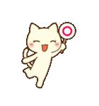 白ねこスタンプ☆嫁編(個別スタンプ:15)