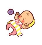 ハッピー子育てライフ~ママと赤ちゃん~(個別スタンプ:9)
