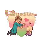 ハッピー子育てライフ~ママと赤ちゃん~(個別スタンプ:22)