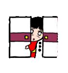 かわいい日本人形ちゃん(個別スタンプ:06)