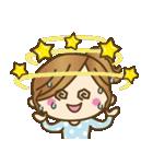 【毎日使える連絡♥】ゆるカジ女子(個別スタンプ:30)