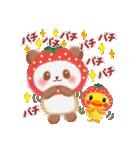 いちごパンダさん(個別スタンプ:16)