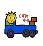 トラックドライバーぽんこつまる(個別スタンプ:8)