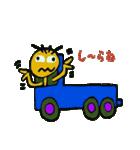 トラックドライバーぽんこつまる(個別スタンプ:12)