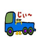 トラックドライバーぽんこつまる(個別スタンプ:18)