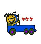 トラックドライバーぽんこつまる(個別スタンプ:19)