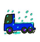 トラックドライバーぽんこつまる(個別スタンプ:22)