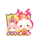 もちずきんちゃん6(個別スタンプ:3)