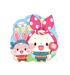 もちずきんちゃん6(個別スタンプ:36)
