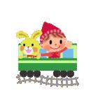 little chiple & うさ太郎(春)(個別スタンプ:26)