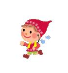 little chiple & うさ太郎(春)(個別スタンプ:33)