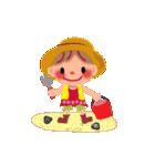 little chiple & うさ太郎(春)(個別スタンプ:38)