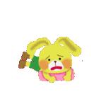 little chiple & うさ太郎(春)(個別スタンプ:39)