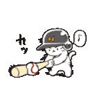猫ピッチャー(個別スタンプ:06)