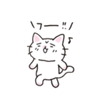 猫ピッチャー(個別スタンプ:22)