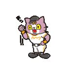 猫ピッチャー(個別スタンプ:24)