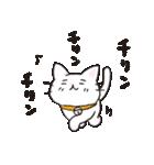 猫ピッチャー(個別スタンプ:31)