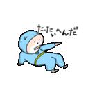 にんじゃいぬ(個別スタンプ:34)