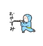 にんじゃいぬ(個別スタンプ:40)