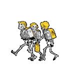 骨のスタンプ7(個別スタンプ:03)