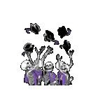 骨のスタンプ7(個別スタンプ:04)