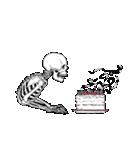 骨のスタンプ7(個別スタンプ:06)
