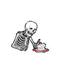 骨のスタンプ7(個別スタンプ:08)