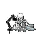骨のスタンプ7(個別スタンプ:09)