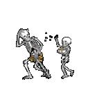 骨のスタンプ7(個別スタンプ:15)