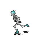 骨のスタンプ7(個別スタンプ:18)