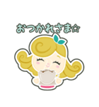 くるりんガール and co. (rev.2)(個別スタンプ:09)