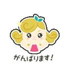 くるりんガール and co. (rev.2)(個別スタンプ:13)