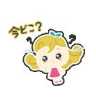 くるりんガール and co. (rev.2)(個別スタンプ:16)