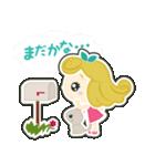 くるりんガール and co. (rev.2)(個別スタンプ:18)