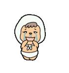 ほっかむりちゃん(個別スタンプ:05)