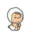 ほっかむりちゃん(個別スタンプ:24)