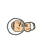 ほっかむりちゃん(個別スタンプ:26)