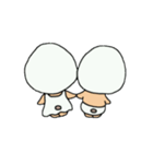 ほっかむりちゃん(個別スタンプ:36)