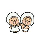 ほっかむりちゃん(個別スタンプ:38)