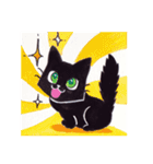 いつものネコたち(個別スタンプ:04)