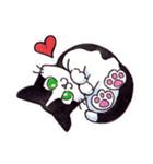 いつものネコたち(個別スタンプ:05)