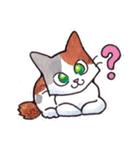 いつものネコたち(個別スタンプ:06)